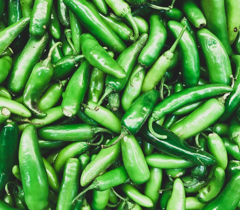 Friggitelli - søde grønne peberfrugter